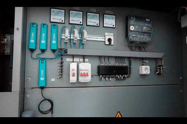 Автоматизированные системы контроля и учёта электроснабжения фото